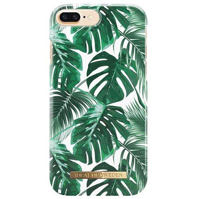 iDeal of Sweden iDeal of Sweden - iPhone 8 Plus / 7 Plus Handyhülle, Designer Case Monstera Jungle - mehrfarbig