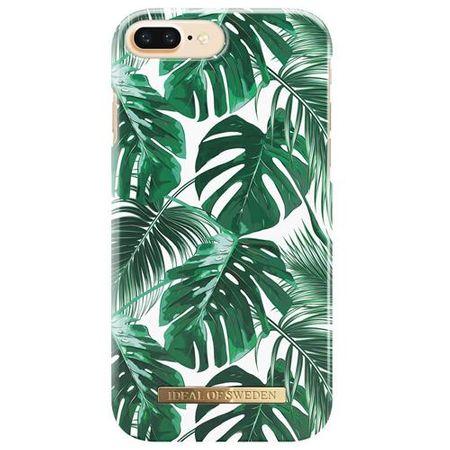 iDeal of Sweden - iPhone 8 Plus / 7 Plus Handyhülle, Designer Case Monstera Jungle - mehrfarbig