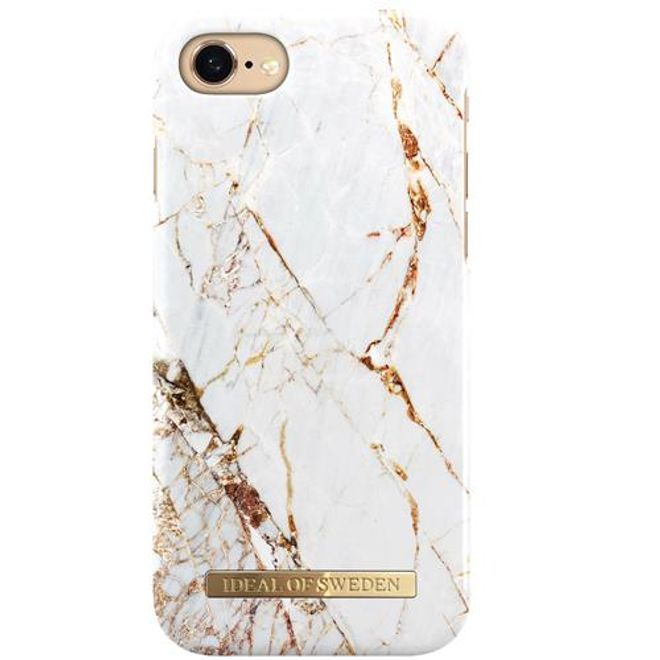 iDeal of Sweden iDeal of Sweden - iPhone SE / 8 / 7 Handyhülle, Designer Case CARRARA - mehrfarbig