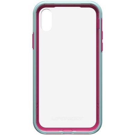 Lifeproof iPhone XS / X Handyhülle, Outdoor Case, Slam - türkis