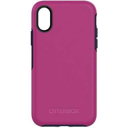 Otterbox iPhone XS / X Handyhülle, Outdoor Cover, Symmetry - pink