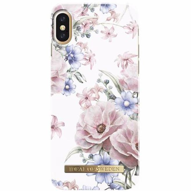 iDeal of Sweden iDeal of Sweden - iPhone XS / X Handyhülle, Designer Case Floral Romance - mehrfarbig/Muster