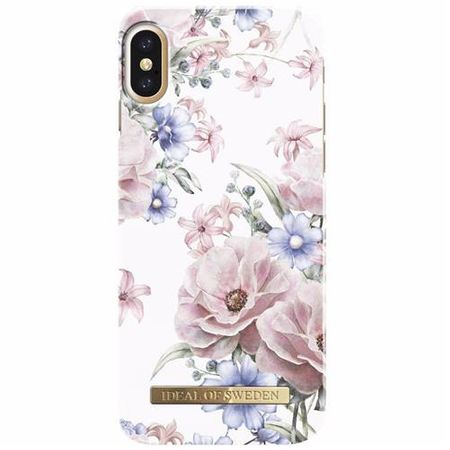 iDeal of Sweden - iPhone XS / X Handyhülle, Designer Case Floral Romance - mehrfarbig/Muster