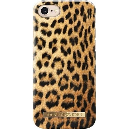 "iDeal of Sweden - iPhone 8 / 7 / 6S / 6 ""Wild Leopard"" Handy Hülle - Designer Case - mehrfarbig"