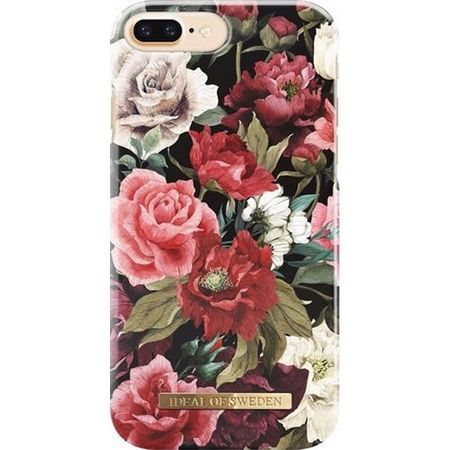 iDeal of Sweden - iPhone 8 Plus / 7 Plus / 6S Plus / 6 Plus Handyhülle, Designer Case Antique Roses - mehrfarbig