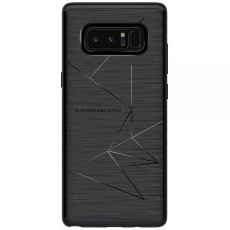 Nillkin - Samsung Galaxy Note 8 TPU Plastik Hülle - Magic Case Series - schwarz (Beschreibung lesen)