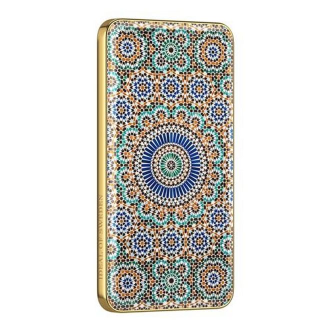 iDeal of Sweden iDeal of Sweden - Power Bank - 5000 mAh - Moroccan Zellige - mehrfarbig/Muster