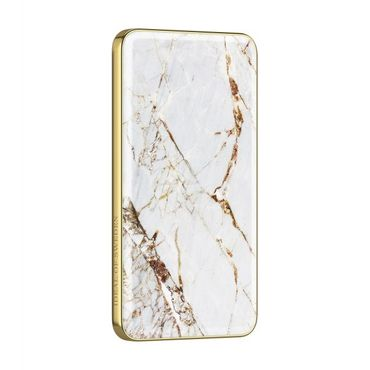 iDeal of Sweden - Power Bank - 5000 mAh - Carrara Gold - mehrfarbig/Muster