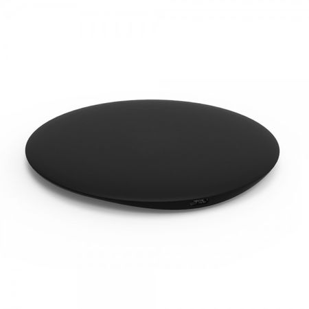 USAMS - Kabellose Qi Fast Charge Ladestation - Boswell Series - für iPhone, Samsung, etc. - schwarz
