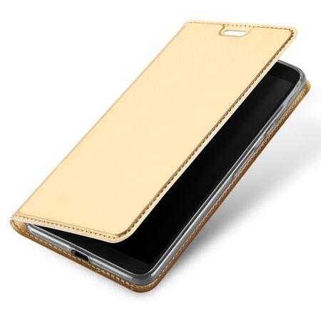 Dux Ducis - Google Pixel 2 XL Hülle - Case aus Leder - Skin Pro Series - gold