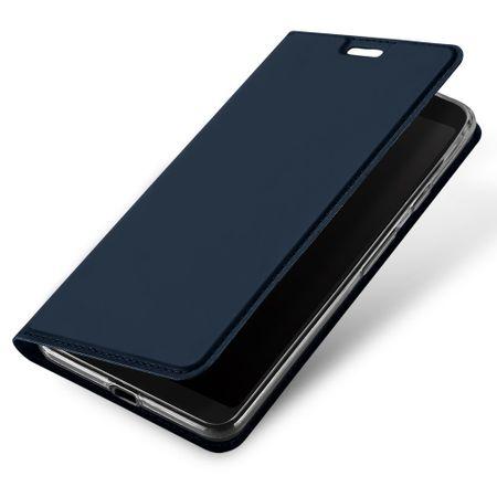 Dux Ducis - Google Pixel 2 XL Hülle - Case aus Leder - Skin Pro Series - blau