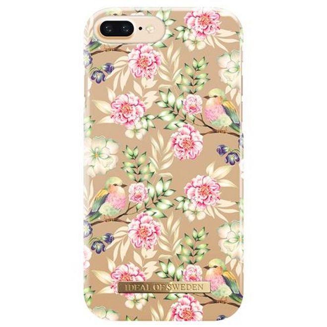 iDeal of Sweden iDeal of Sweden - iPhone SE / 8 / 7 Handyhülle, Designer Case CHAMPAGNE BIRDS - mehrfarbig