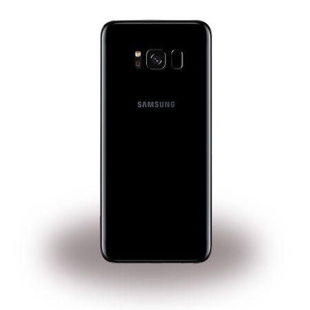 Samsung - Original Galaxy S8 Plus Akkudeckel Backcover - schwarz