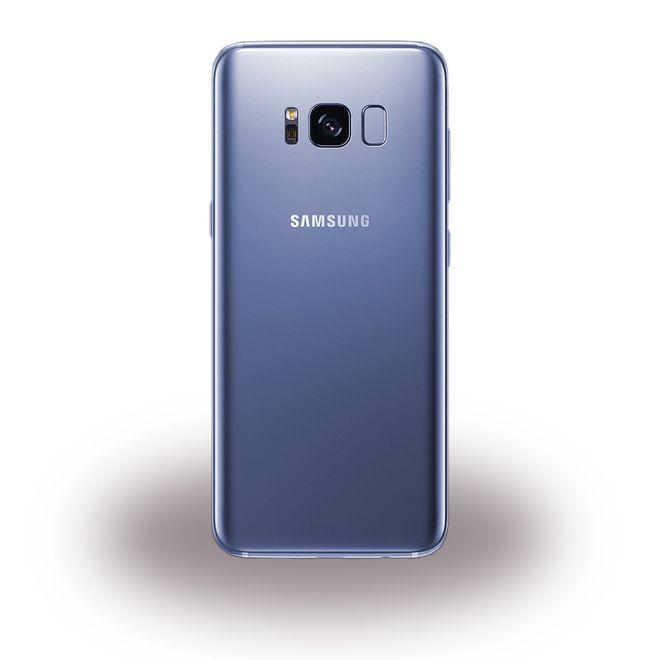 Samsung Samsung - Original Galaxy S8 Plus Akkudeckel Backcover - blau