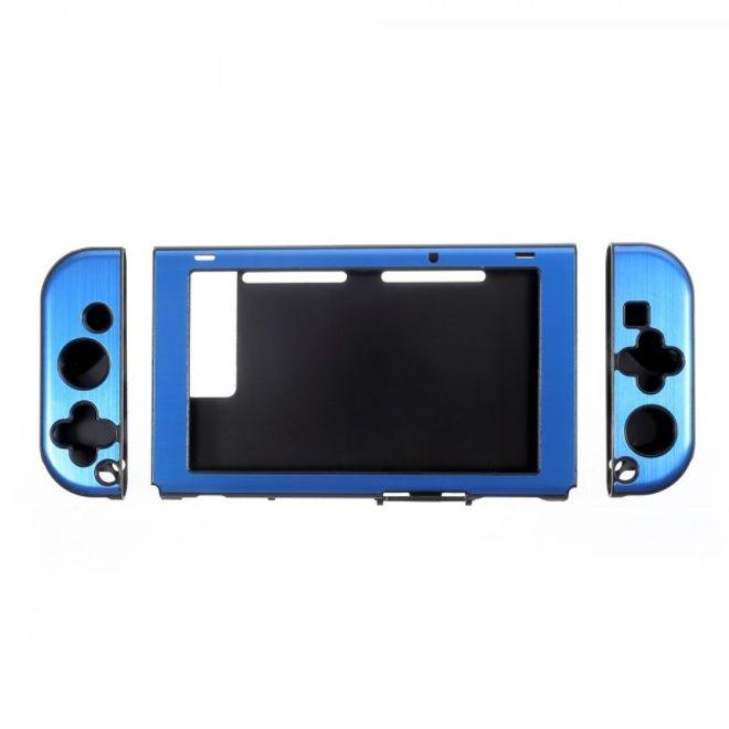 MU Classic Nintendo Switch Aluminium Rahmen - hochwertig und schützend - dunkelblau