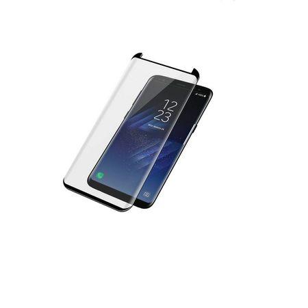 PanzerGlass - Samsung Galaxy S8 Displayschutz aus gehärtetem Glas - Case Friendly (7122) - schwarz