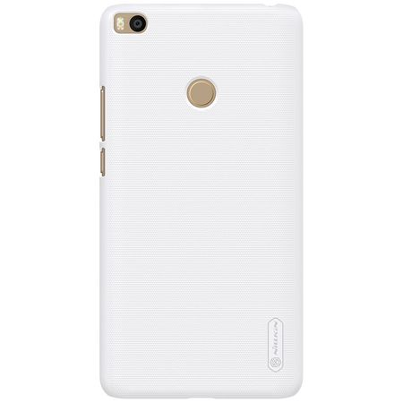 Nillkin - Xiaomi Mi Max 2 Hülle - Plastik Case - Super Frosted Shield Series - weiss