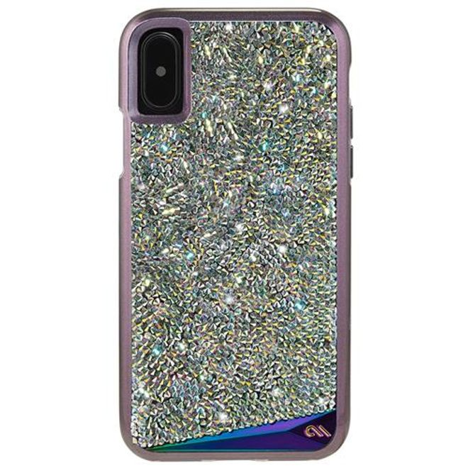 Case-Mate Case-Mate - iPhone XS / X Hülle - Backcover - BRILLIANCE - violett