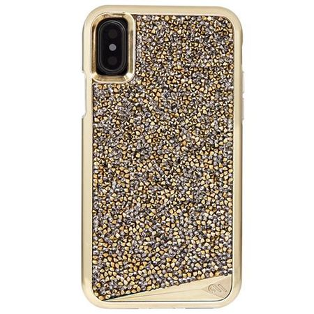 Case-Mate - iPhone XS / X Hülle - Backcover - BRILLIANCE - gold