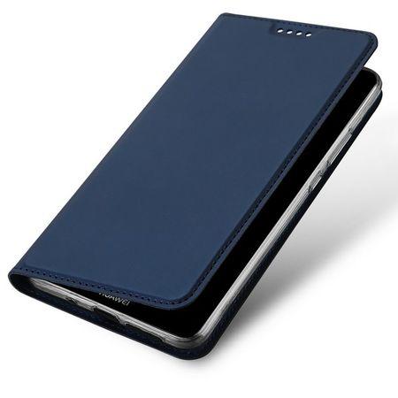Dux Ducis - Huawei Mate 10 Pro Hülle - Handy Bookcover - Skin Pro Series - blau