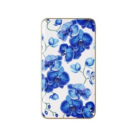 iDeal of Sweden - Power Bank - 5000 mAh - Baby Blue Orchid - mehrfarbig