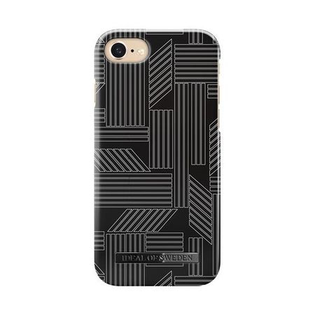 iDeal of Sweden - iPhone 8 Plus / 7 Plus - Geometric Puzzle Designer Case - mehrfarbig