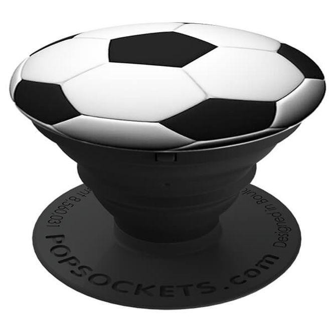 Popsockets PopSockets - Finger Griff Halterung für Handys / Tablets - (96505) Soccer