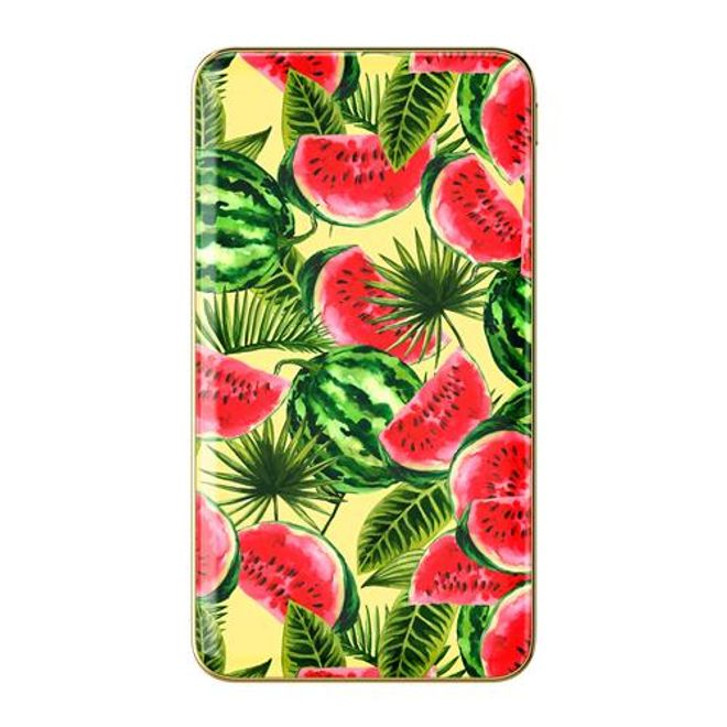 iDeal of Sweden iDeal of Sweden - Power Bank - 5000 mAh - One In A Melon - mehrfarbig