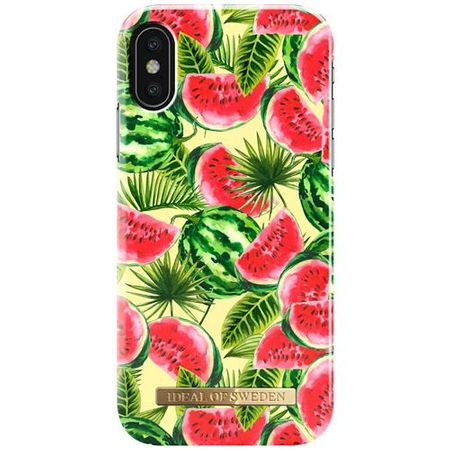iDeal of Sweden - iPhone XS / X Hülle - One In A Melon Designer Case - mehrfarbig