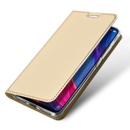 Dux Ducis - Xiaomi Mi 8 Hülle - Handy Bookcover - Skin Pro Series - gold