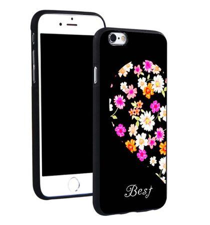 iPhone 6 Plus / 6S Plus Hülle - BFF Handyhülle aus Silikon - BEST