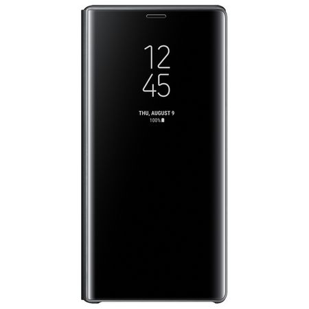 Samsung - Galaxy Note 9 Original Hülle - Clear View Standing Cover - EF-ZN960 - schwarz