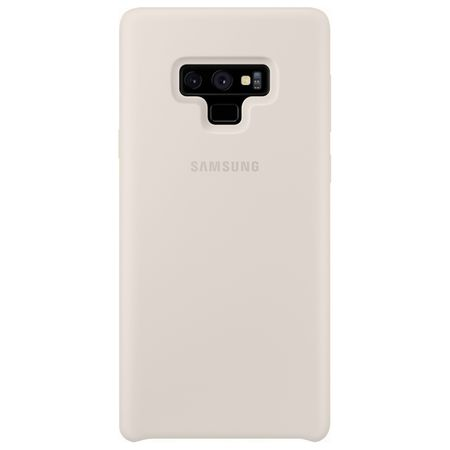 Samsung - Galaxy Note 9 Original Hülle - Silicone Cover - EF-PN960 - weiss