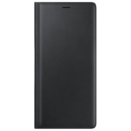 Samsung - Galaxy Note 9 Original Hülle - Leather View Cover - EF-WN960 - schwarz