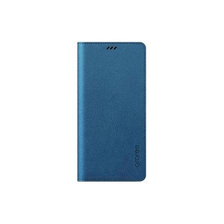 Araree - Samsung Galaxy Note 9 Hülle - Case aus Leder - Mustang Diary Series - blau