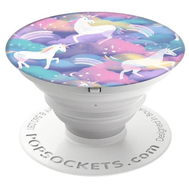 Popsockets PopSockets - Finger Griff Halterung für Handys / Tablets - (96592) Unicorns In The Air