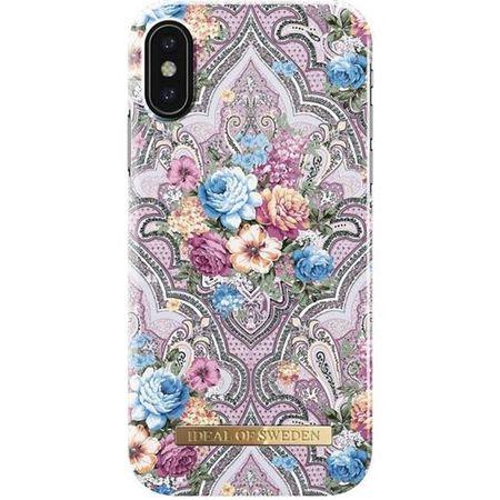 iDeal of Sweden - iPhone XS / X Handyhülle, Designer Case Romantic Paisley - mehrfarbig