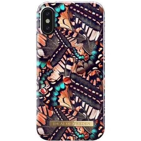 iDeal of Sweden - iPhone XS / X Handyhülle, Designer Case Fly Away With Me - mehrfarbig