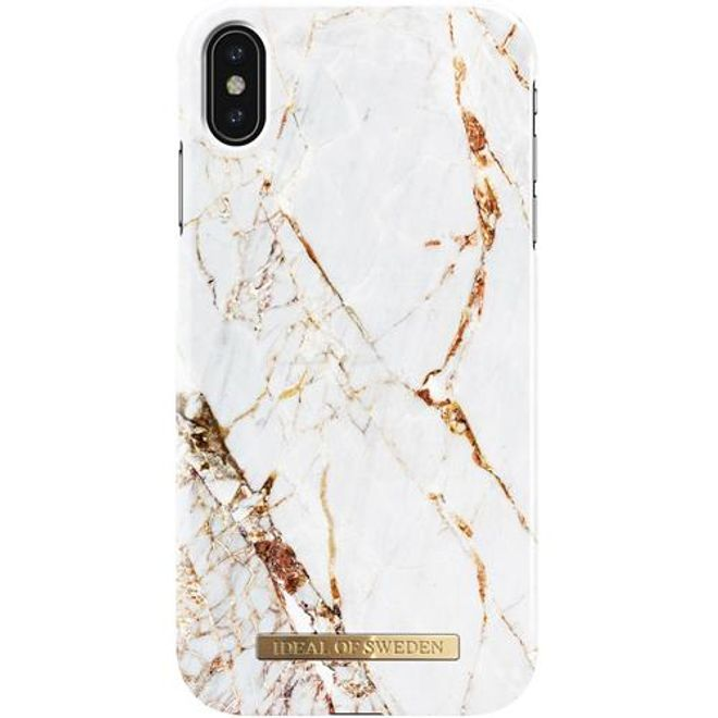 iDeal of Sweden iDeal of Sweden - iPhone XS Max Hülle, Designer Case CARRARA - mehrfarbig