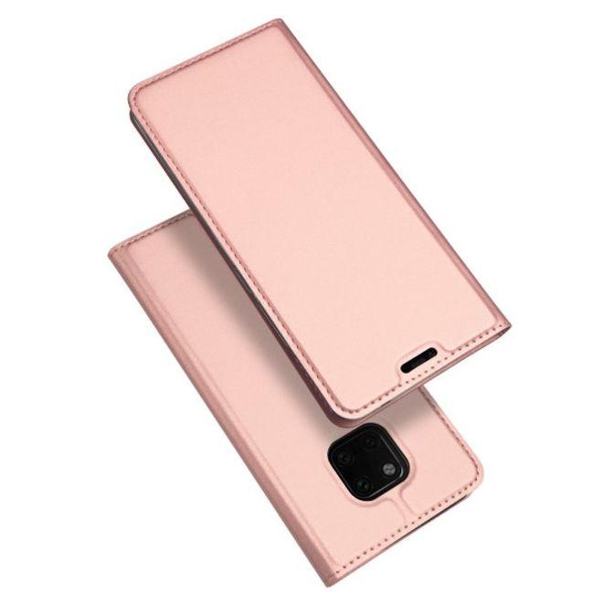 Dux Ducis Dux Ducis - Huawei Mate 20 Pro Hülle - Handy Bookcover - Skin Pro Series - rosegold