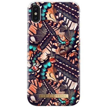 iDeal of Sweden - iPhone XS Max Hülle, Designer Case Fly Away With Me - mehrfarbig