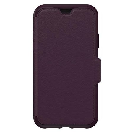 Otterbox - iPhone XR Hülle - Outdoor Book-Cover Strada - violett