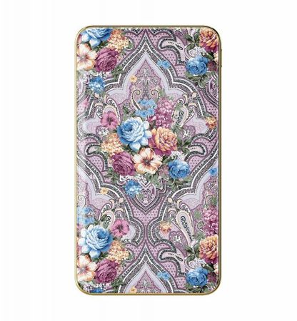 iDeal of Sweden - Power Bank - 5000 mAh - Romantic Paisley - mehrfarbig