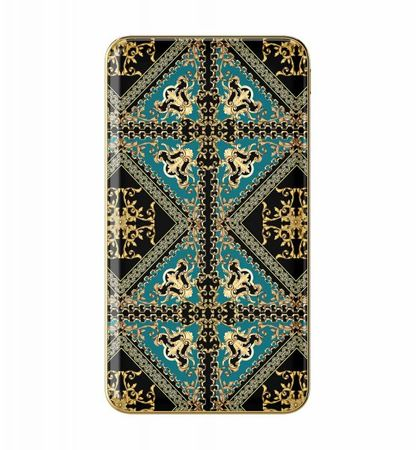 iDeal of Sweden - Power Bank - 5000 mAh - Baroque Ornament - mehrfarbig
