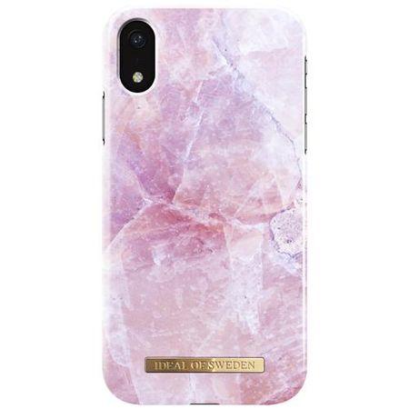 ideal of sweden iphone xr h lle designer case pilion pink marble mehrfarbig. Black Bedroom Furniture Sets. Home Design Ideas