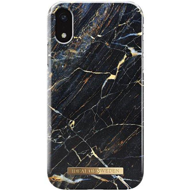 ideal of sweden iphone xr h lle designer case port laurent marble mehrfarbig. Black Bedroom Furniture Sets. Home Design Ideas