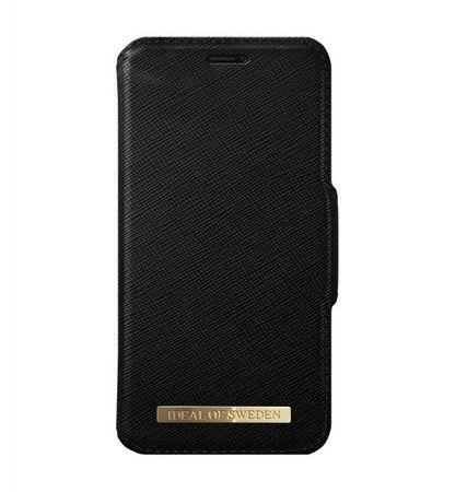 iDeal of Sweden - iPhone XS Max Handyhülle, Designer Bookcase FASHION - schwarz