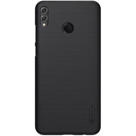 Nillkin - Huawei Honor 8X Hülle - Plastik Case - Super Frosted Shield Series - schwarz