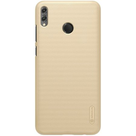 Nillkin - Huawei Honor 8X Hülle - Plastik Case - Super Frosted Shield Series - gold