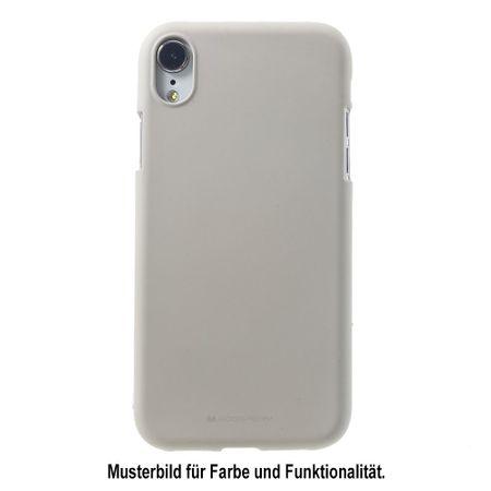 Mercury Goospery - Huawei Mate 20 Lite Handy Cover - Softcase aus sanftem TPU Plastik - SF Jelly Series - stone